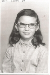 Leah Allen Van Driest  6th Grade Picture
